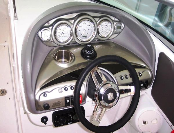 Helm with Compass / Tilt Steering Wheel