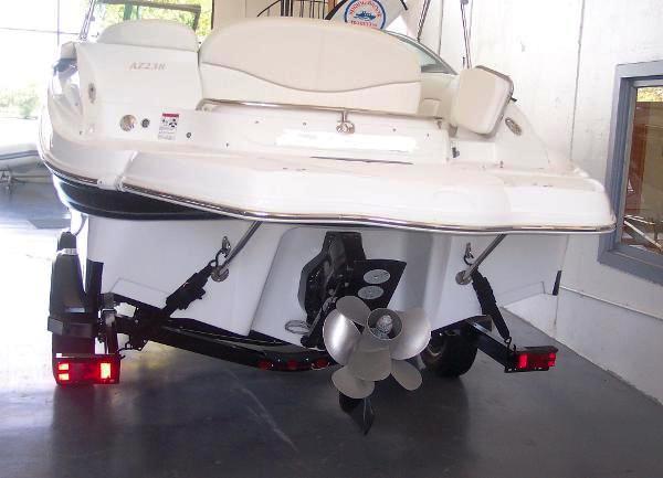 BRIII Mercruiser / Extended Swim Platform