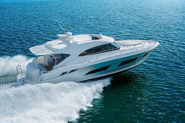 Riviera 4800 Sport Yacht- IN STOCK! Riviera 4800 Sport Yacht