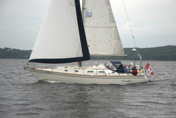 Pearson 39 Mk II