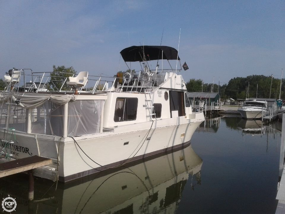 Bluewater 40 1979 Bluewater 40 for sale in Dunkirk, NY