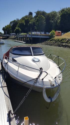 Quicksilver 540 Home berth
