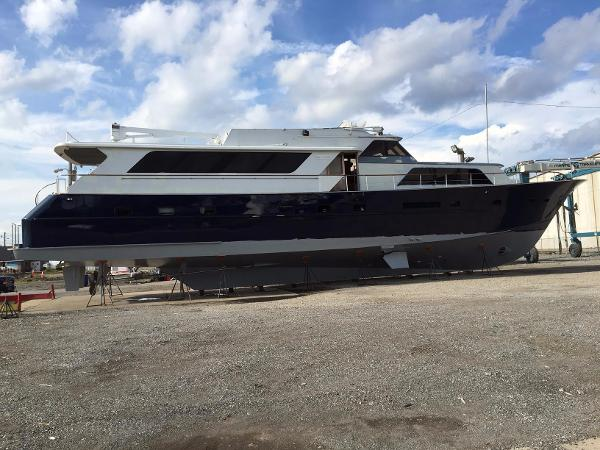 Broward Raised Bridge Motor Yacht PROFILE