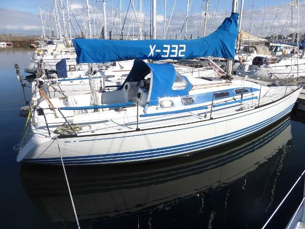 X-Yachts X-332 X-332