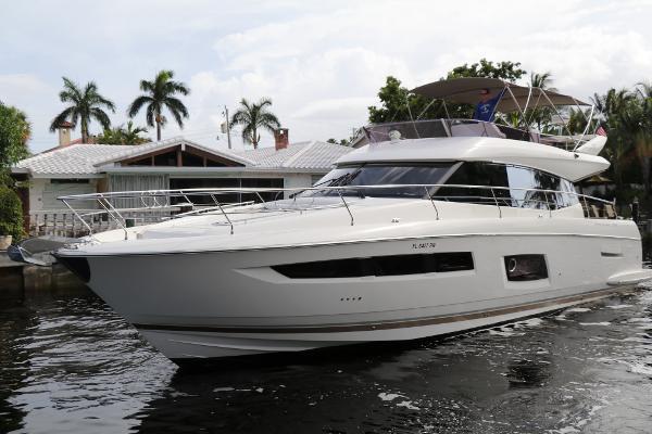 Prestige 550 The Sea Horse