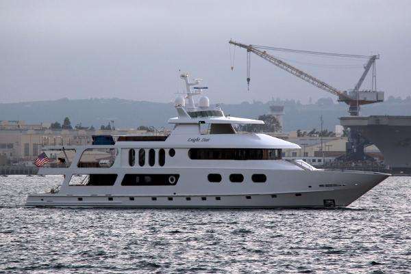 Sun Coast Marine/Custom 143 Expedition Yacht