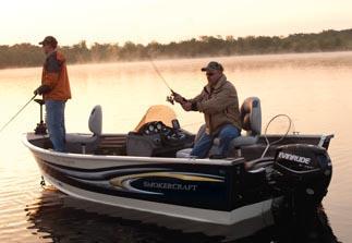 Smoker-craft 161 Pro Angler
