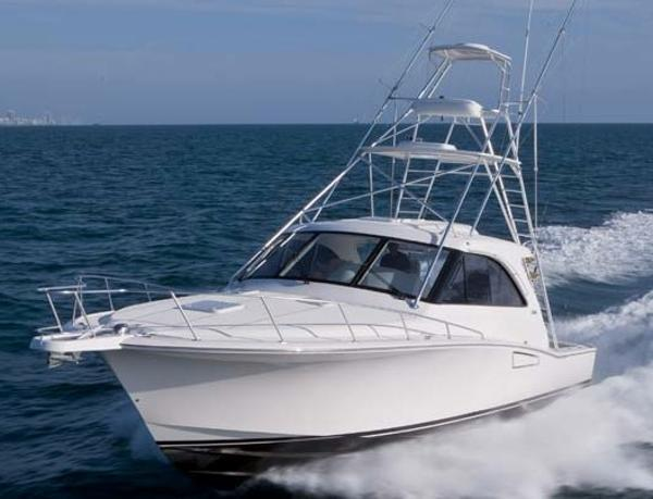 Cabo yachts 44 Hardtop Express Manufacturer Provided Image