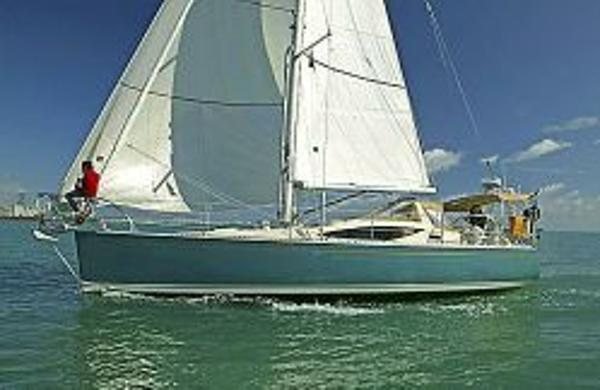 Saga Pacific Seacraft 409