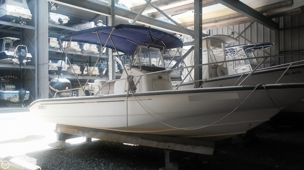 Boston Whaler 220 Dauntless 2006 Boston Whaler 22 for sale in Sneads Ferry, NC
