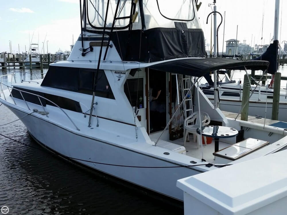 Bertram 38 Sport Fisherman 1967 Bertram 38 Sport Fish for sale in Gulfport, MS