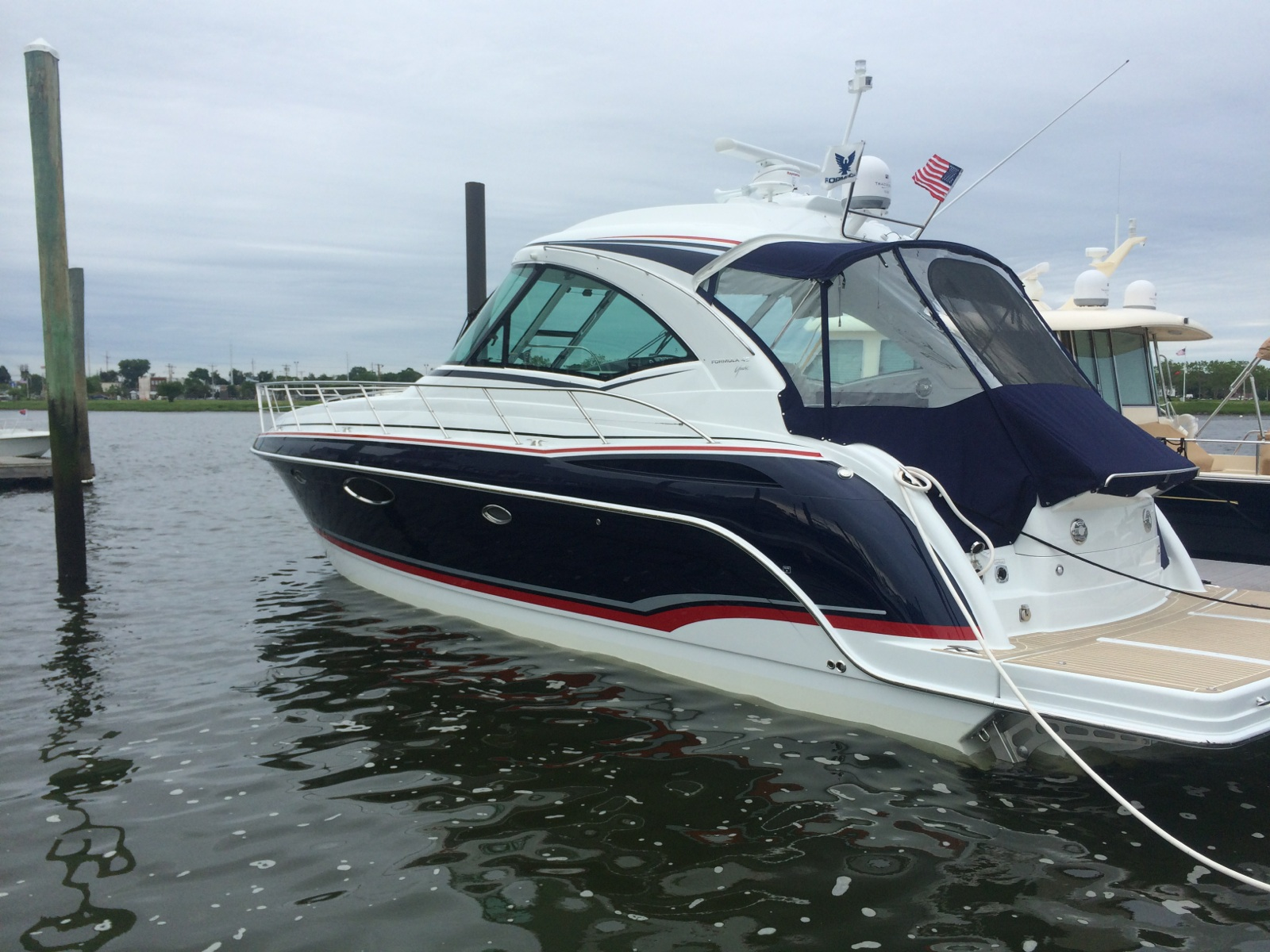 Used motor yacht formula boats for sale for Used motor yacht for sale