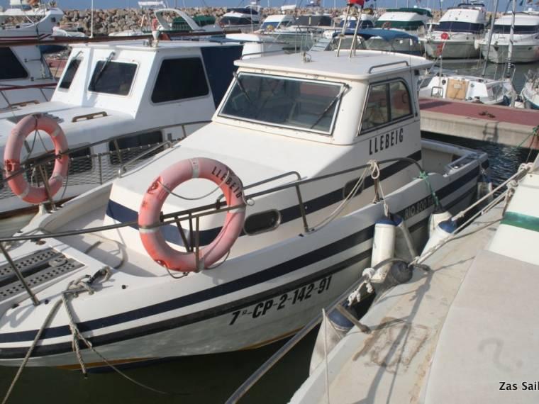Rio Yachts Rio 800 Fish