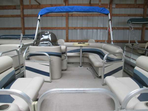 MONARK MARINE 20 Fish and Cruise
