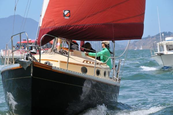 Nimble 30 Exceptional Sailing