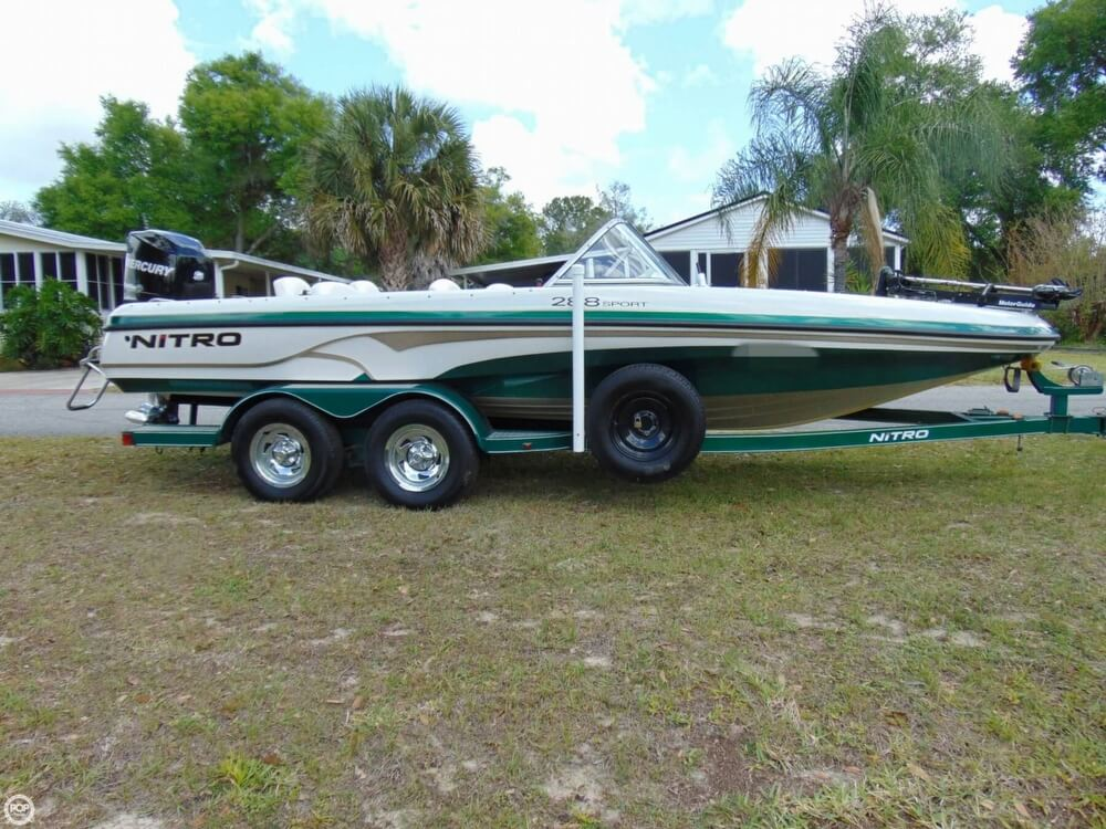 Nitro 288 Sport 2008 Nitro 288 Sport for sale in Satsuma, FL