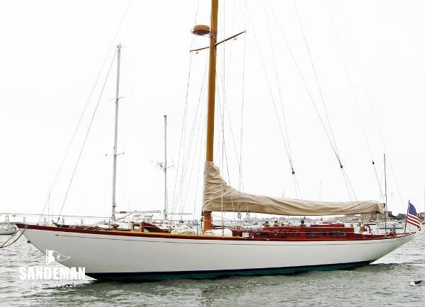 Custom Nicholas Potter N Class Sloop