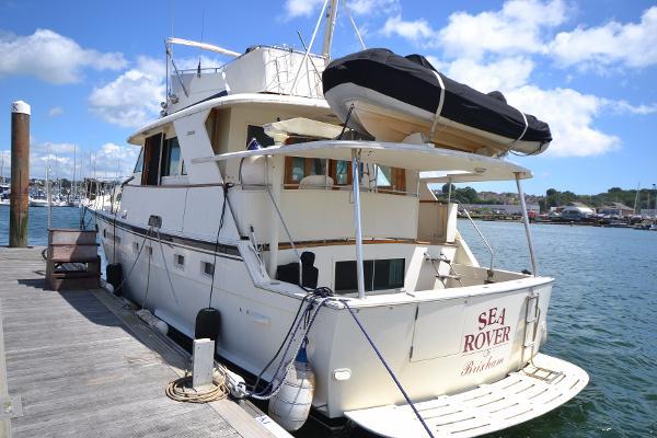 Hatteras 53 Motoryacht Main picture