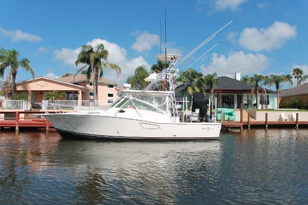 Albemarle 320 Express Fisherman