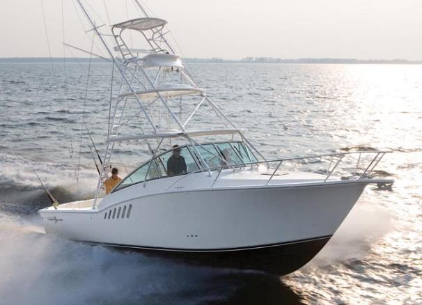 Albemarle A32 Express Fisherman Manufacturer Provided Image