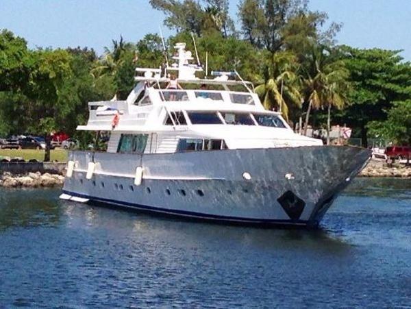 Chediek 105' Motor Yacht