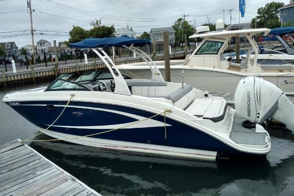 Sea Ray 270SDX OB