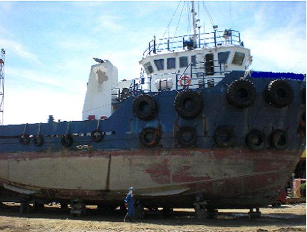 2006 30.20m Steel Tugboat /28 Ton Bollard Pull
