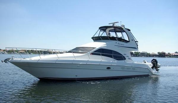 Sea Ray 420 Sedan Bridge 42' Sea Ray Sedan Bridge Motor Yacht ENDLESS WEEKEND II