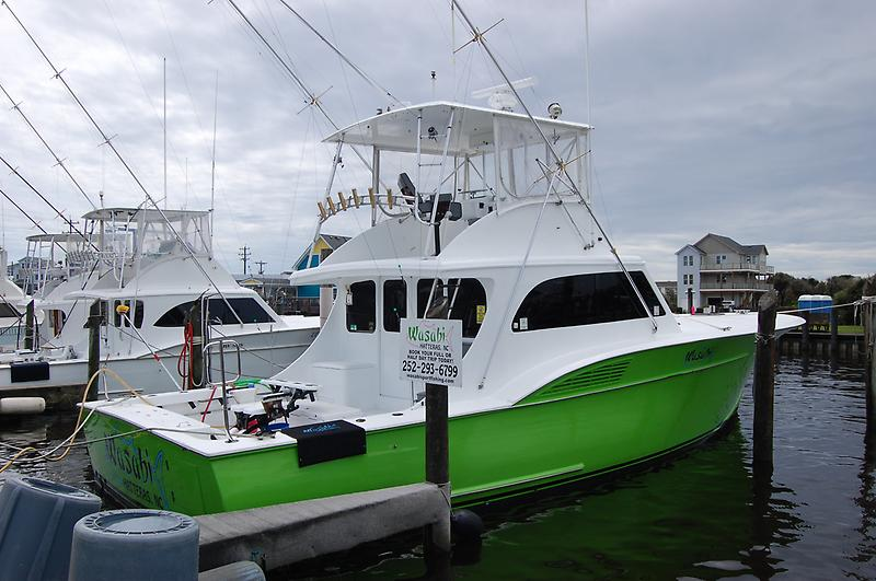 Custom Carolina 48' Buddy Harris SF 48' Custom Carolina Charter boat,