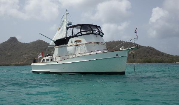 Grand Banks Classic Trawler