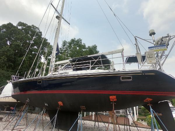 Hylas 54 Hull