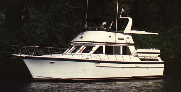 Jefferson 42 SE Sundeck Motor Yacht Manufacturer Provided Image