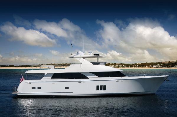 Ocean Alexander 85 Motor Yacht Gemini