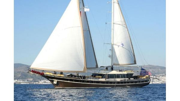Gulet Motor Sailor Yacht 2006