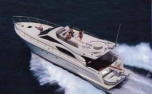 Ferretti Yachts FERRETTI 53 FLY