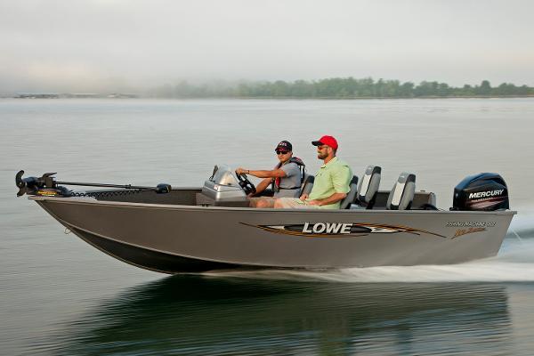Lowe FM 160 Pro Manufacturer Provided Image