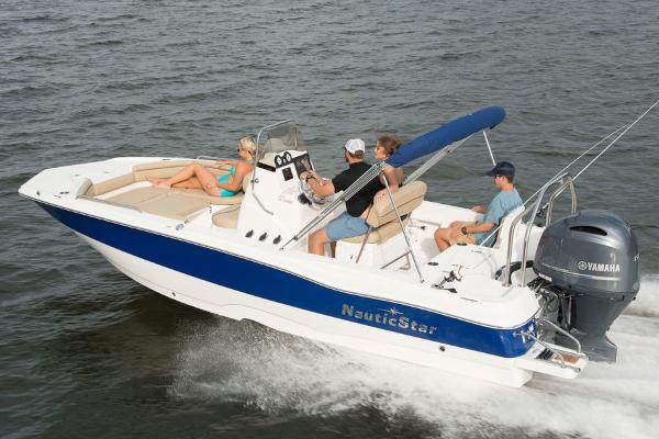 NauticStar 211 Hybrid Manufacturer Provided Image