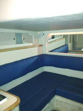 MidCabin Lounge-berth