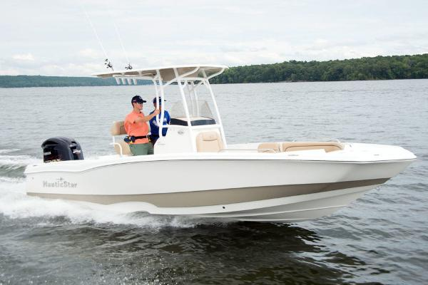 NauticStar 231 Hybrid Manufacturer Provided Image