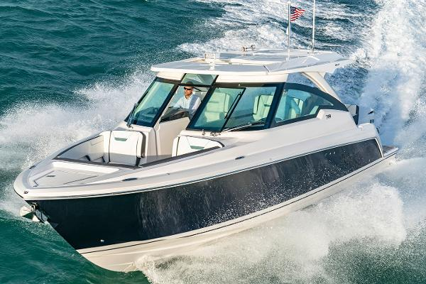 Tiara Sport 34 LX Manufacturer Provided Image