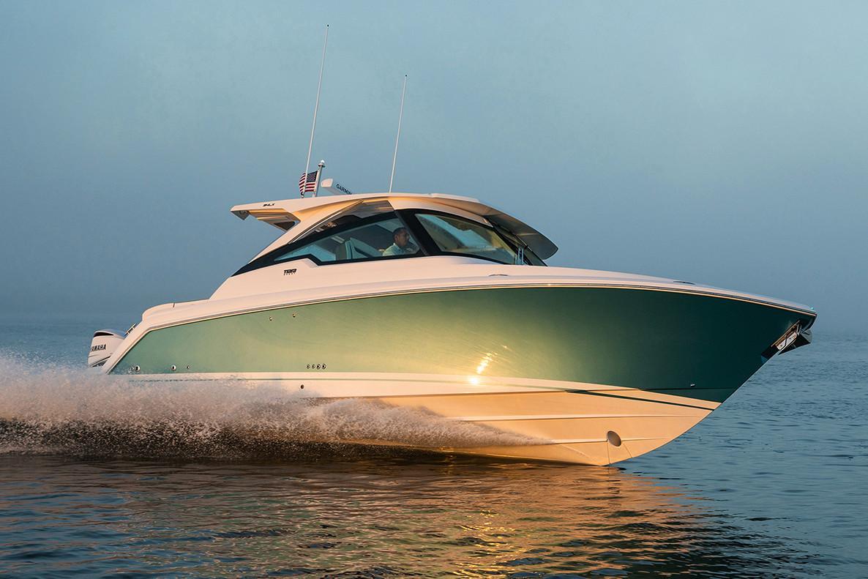 Tiara Sport Boat image