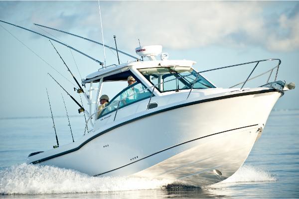 Boston Whaler 285 Conqest