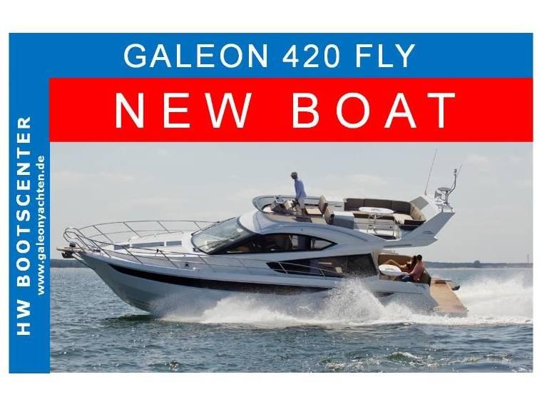 Galeon Galeon  420 FLY NEUBOOT