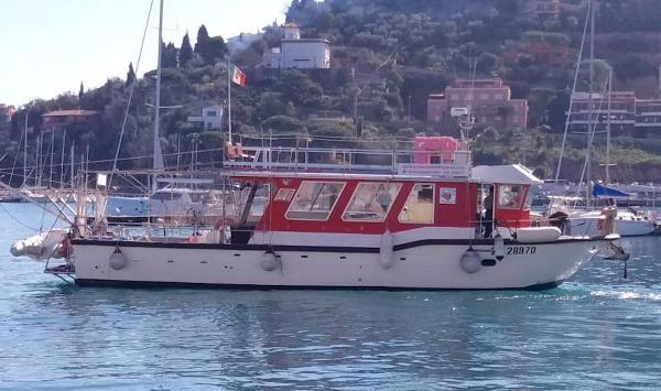 Workboat Cantiere Navale FM Cala Won