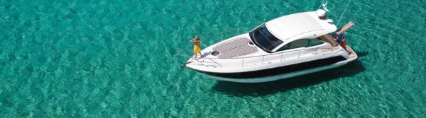 Fairline Targa 38 Gran Turismo Manufacturer Provided Image: Fairline Targa 38 Gran Turismo