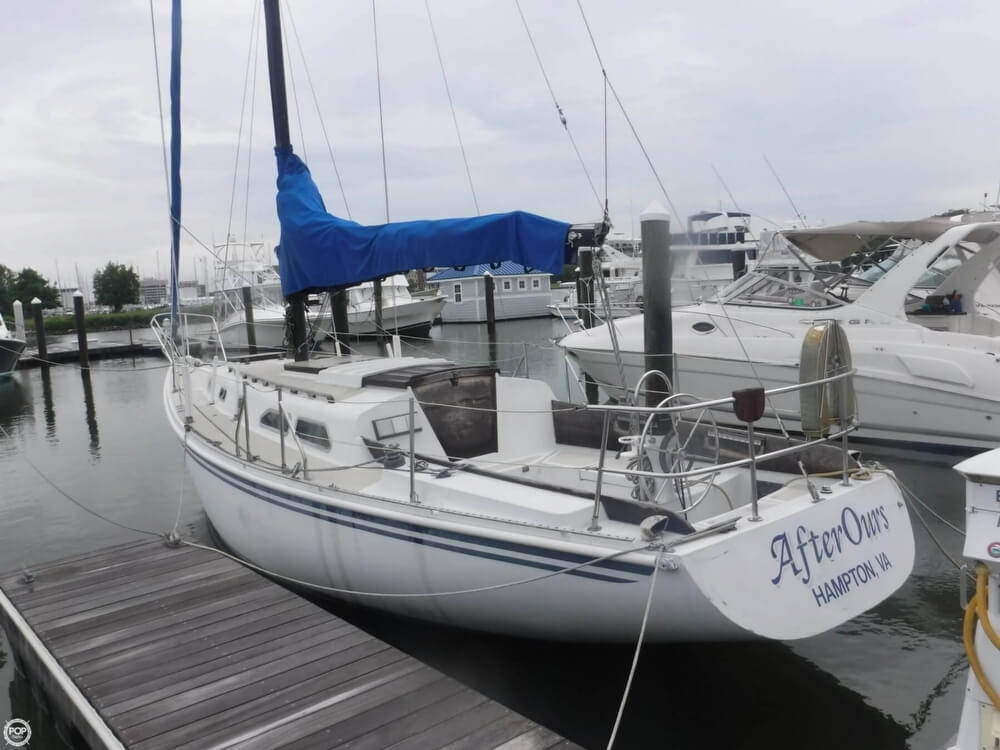 Ericson 35 Sloop 1981 Ericson 35 Sloop for sale in Hampton, VA