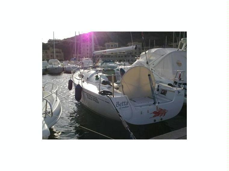 Comar Yachts Comet 38 Sport