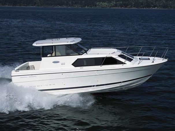 Bayliner 2859 Classic Cruiser Manufacturer Provided Image