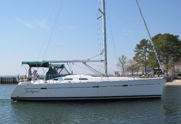 Beneteau 393 Scallywag