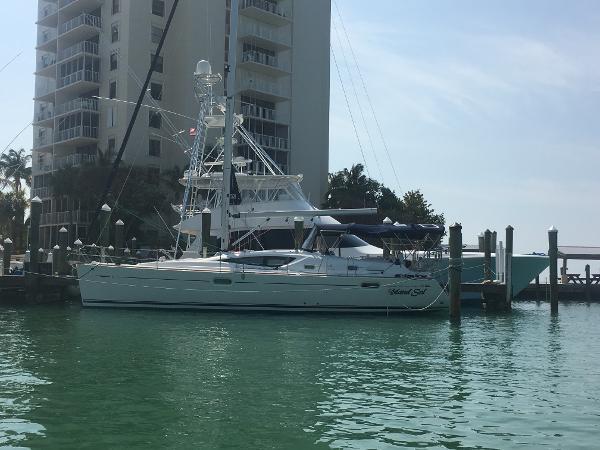 Jeanneau Sun Odyssey 42ds Island Sol